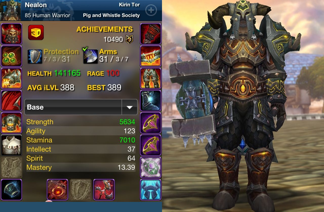 WoW] Where are we and where are we going? | RPGnet Forums